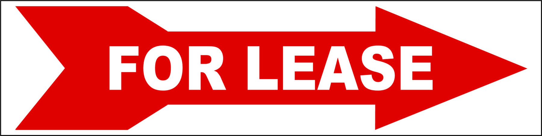 For Lease Directional