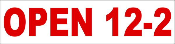 Open 12-2